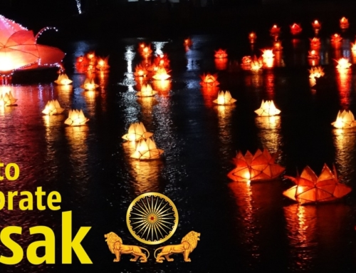 The Correct Way to Celebrate Vesak